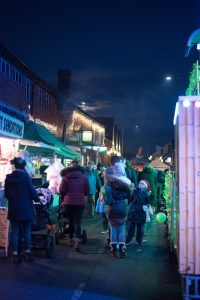 Christmas Market Suffolk