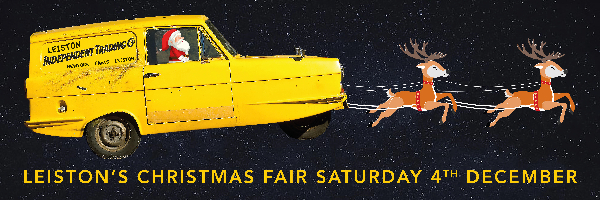 Book Your Stall At The Independent Traders Christmas Fair 4th December 2021!